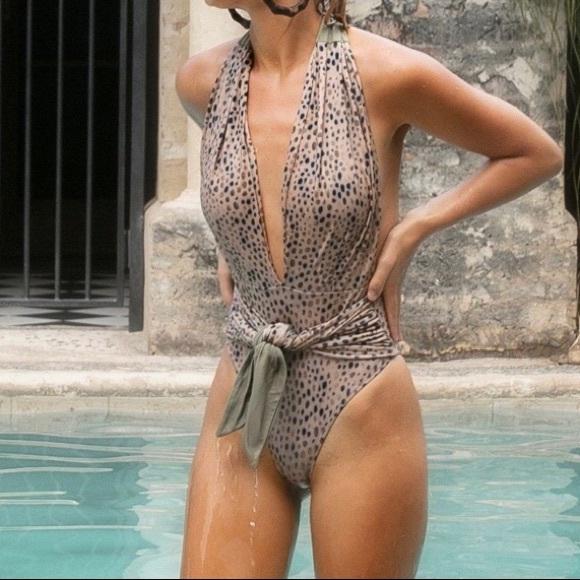 Tacoola Madalina One Piece Bathing Suit